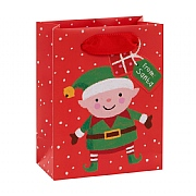 Glick Elf Small Gift Bag