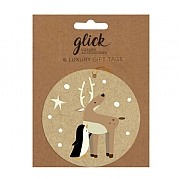 Glick Forest Friends Gift Tag (Pack of 6)