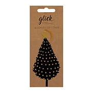 Glick Contemporary Tree Die Cut Gift Tag (Pack of 6)