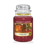 Yankee Candle Holiday Hearth Large Jar
