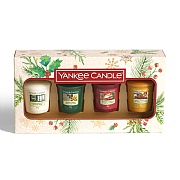 Yankee Candle 4 Votive Gift Set