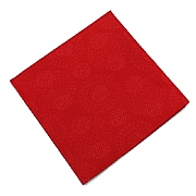 Peggy Wilkins Magic Christmas Red Napkin - Pack of 4