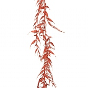 Floralsilk Red Leaf Garland