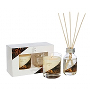 Wax Lyrical Winter Spice Candle & Reed Diffuser Gift Set