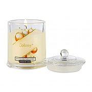Colony Gold, Frankincense & Myrrh Small Candle Jar
