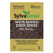 Melcourt SylvaGrow Peat Free Multi-Purpose Compost with added John Innes 50L