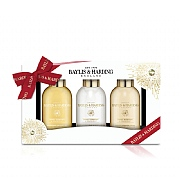 Baylis & Harding Sweet Mandarin & Grapefruit Luxury Bathing Trio Gift Set