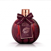 Baylis & Harding Cranberry Martini Bath Bubbles Festive Bauble 370ml