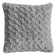 Kilburn & Scott Woodlander Cushion 45x45cm Grey
