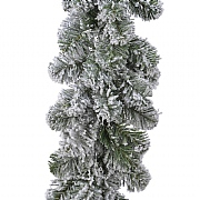 Everlands Snowy Imperial Garland 270cm