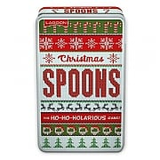 Christmas Spoons Family Card Game