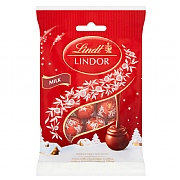 Lindt Lindor Mini Milk Bag 80g