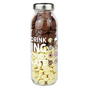 Treat Kitchen Drinking Chocolate - Honey & White Chocolate 180g