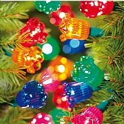 40 Canterbury Belles Multi Colour String Lights