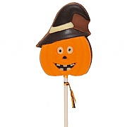 Halloween Pumpkin Lollipop 35g