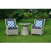 Bramblecrest Clifton Adjustable Bistro Set