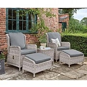 Norfolk Leisure Wroxham Flex Relax Set