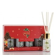 Ashleigh & Burwood Earth Secrets Reed Diffuser Gift Set