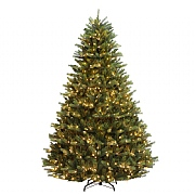 6ft Pre-Lit Shefford Spruce Artificial Christmas Tree