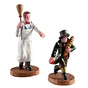 Lemax Artful Dodger (Set of 2)