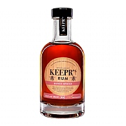 Keepr's Honey Spiced Rum 20cl