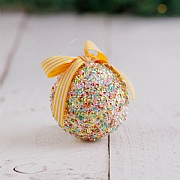 8cm Gingerbread Bauble