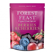 Forest Feast Berries & Cherries Premium Dried Fruit 170g