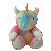 Cozy Time Rainbow Unicorn Cozy Warmer
