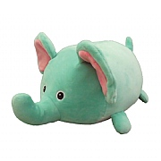 Cozy Time Elephant Cuddle Toy