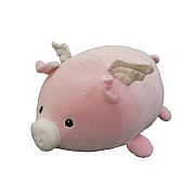 Cozy Time Flying Pig Cuddle Toy