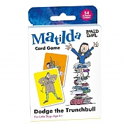 Roald Dahl Matilda Dodge the Trunchbull Memory Card Game