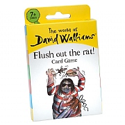 David Walliams Flush Out the Rat Memory Card Game