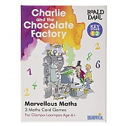 Roald Dahl Charlie's Marvellous Maths Games