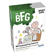 Roald Dahl The BFG Whizzpopping Letters Spelling Games