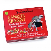 David Walliams Gangsta Granny Stash the Swag Board Game