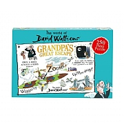 David Walliams Grandpa's Great Escape 250 Piece Jigsaw Puzzle