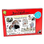 David Walliams Gangsta Granny 250 Piece Jigsaw Puzzle