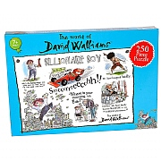 David Walliams Billionaire Boy 250 Piece Jigsaw Puzzle