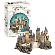 Harry Potter Hogwarts Castle 3D Puzzle