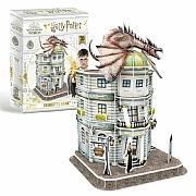 Harry Potter Diagon Alley Gringotts Bank 3D Puzzle
