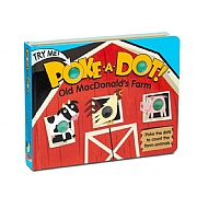 Melissa & Doug Poke-A-Dot! Old MacDonald's Farm Book