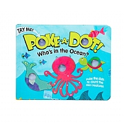 Melissa & Doug Poke-A-Dot! Who's in the Ocean Book