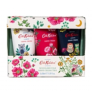Cath Kidston Magic Wood Hand Cream 3x30ml