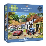 Gibsons Running Repairs 100XXL Piece Jigsaw Puzzle