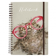 Wrendale 'Spectacular' A4 Spiral Notebook