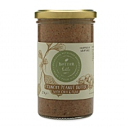 Butterbelle Crunchy Peanut Butter with Chia and Flax 250g