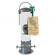 Honeyfield's Heavy Duty Stainless Steel Seed Feeder