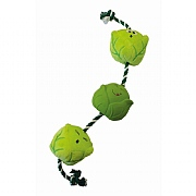 Zoon Tugga Sprouts Dog Toy