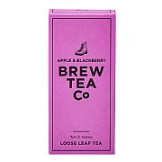Brew Tea Company Apple & Blackberry Loose Leaf Tea 113g