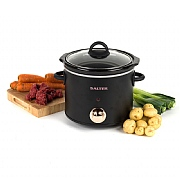 Salter 3.5L Rose Gold Slow Cooker